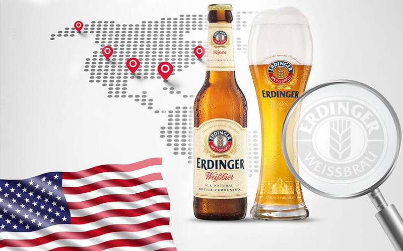 ERDINGER Beerfinder