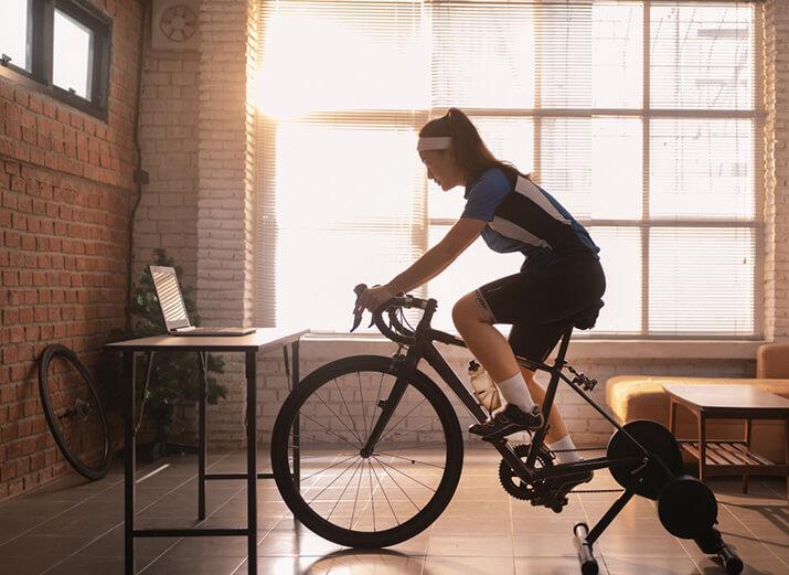 Indoor-Cycling mit Spaßgarantie in der Gruppe