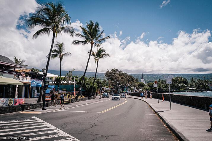 Mit 74 Jahren auf der #blueroadtokona bei der Triathlon-WM auf Hawaii