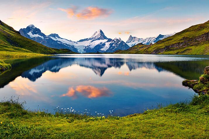 """Der """"Jungfrau Marathon"""""""