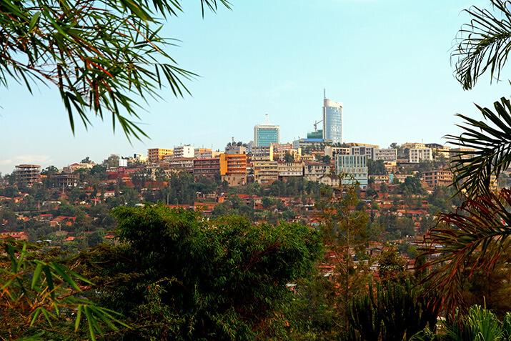 "Der ""Kigali Peace Marathon"" in Ruanda"