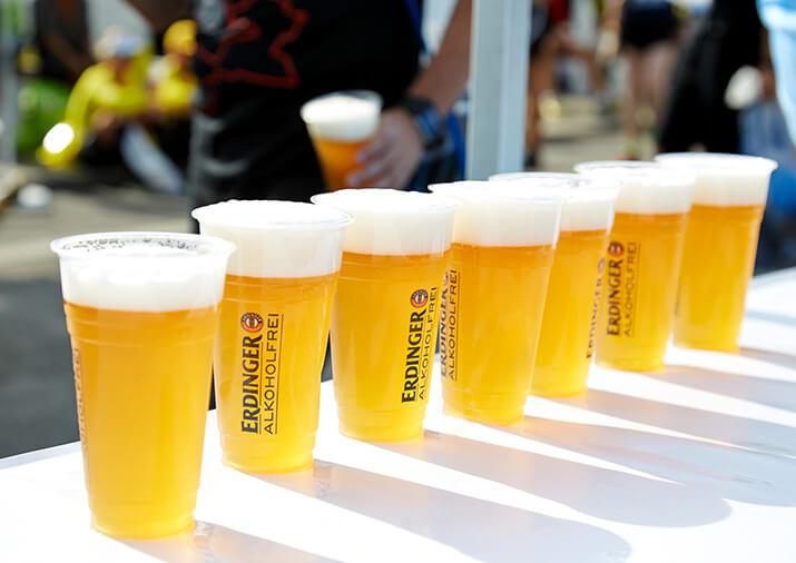 Warum ERDINGER Alkoholfrei als dein Sportgetränk