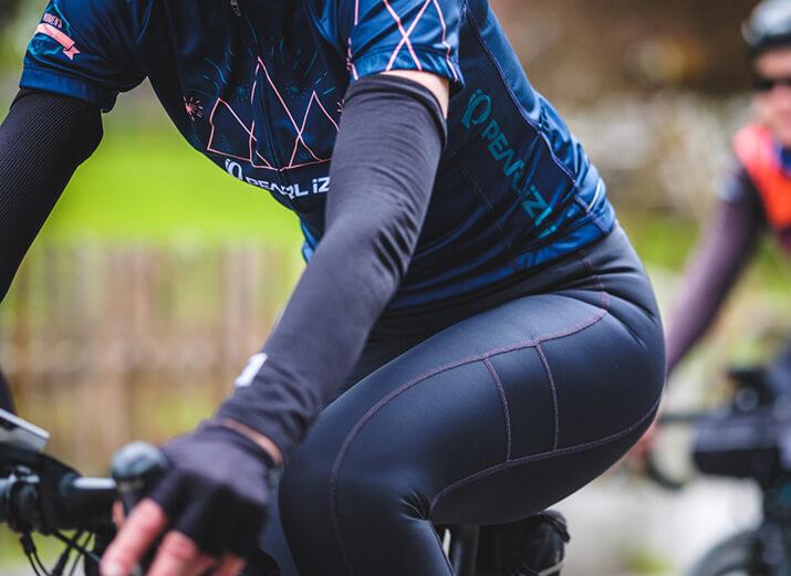 Arm- und Beinlinge im Radsport