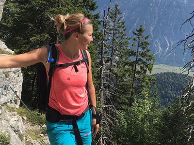 Hike, Bike, Climb – so geht aktive Entschleunigung in der Natur