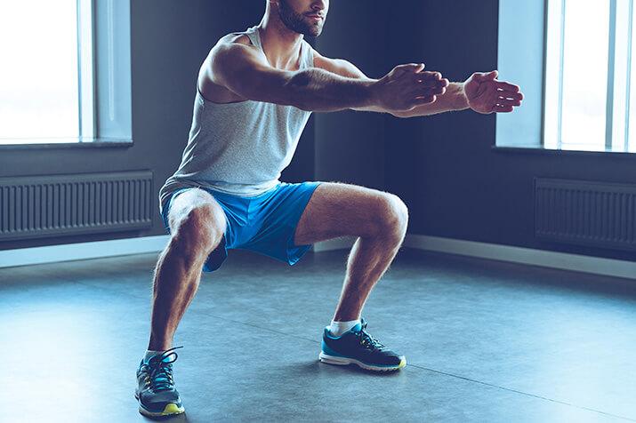 Kniebeugen – Der Triathleten-Allrounder