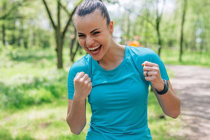 Laufen steigert dauerhaft deine Stimmung