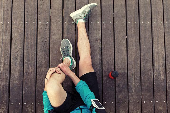 Laufen und Regeneration