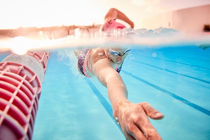 Fürs Schwimmen