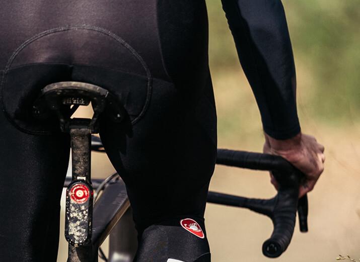 Dein Po tut vom Sitzen auf dem Rennrad weh?