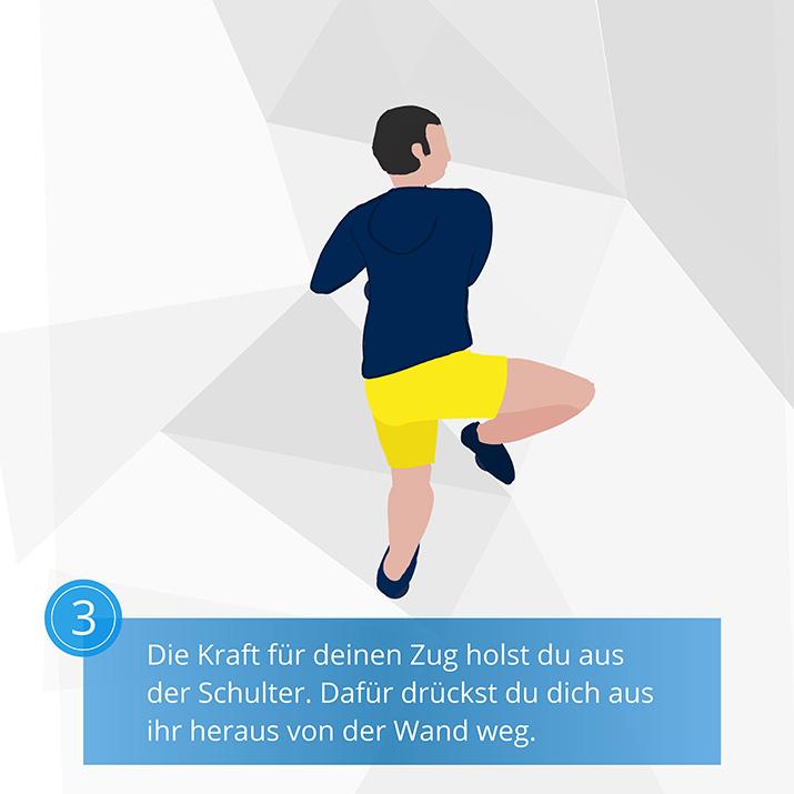Schulterzug 3