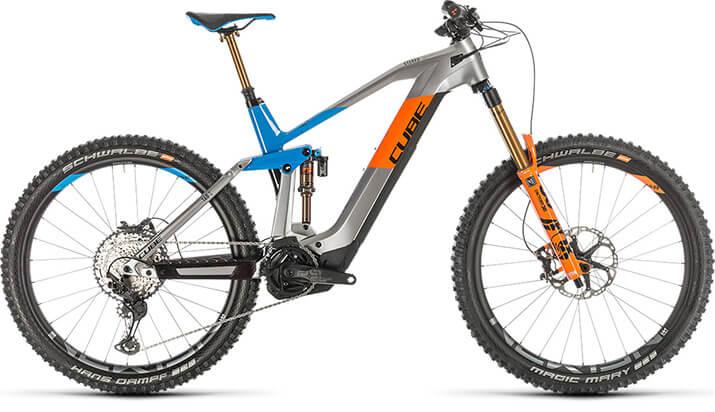 Für Bergverliebte: E-Mountainbikes
