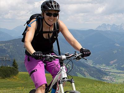 Mountainbiking: Für Entdecker, Naturgenießer und Bergbezwinger