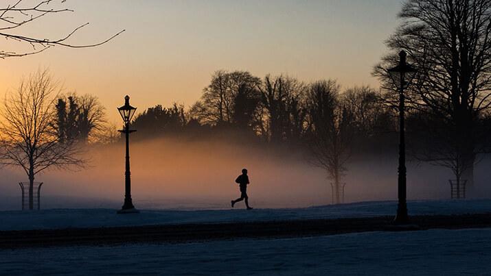 Morgendliches Workout – 6:00-8:30 Uhr