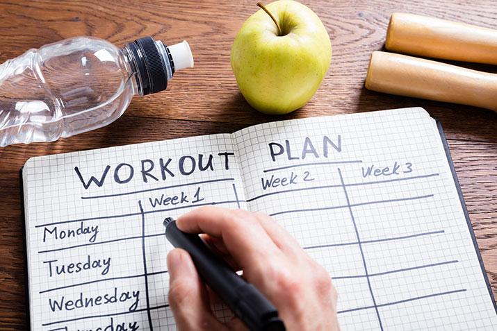 Trainingsplan fürs Laufen