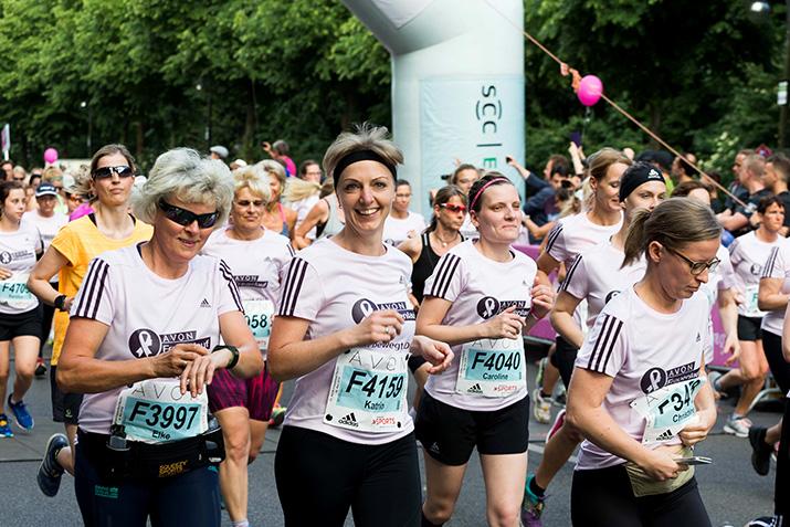 Ladys first? Ladys only! Frauenlauf oder Women's Run