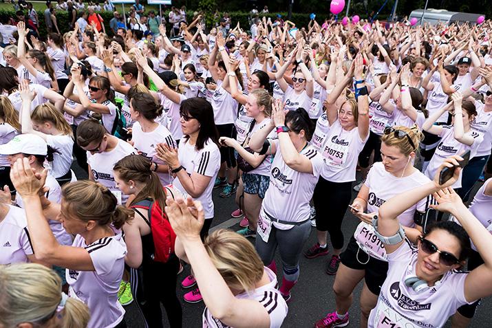 AVON Frauenlauf