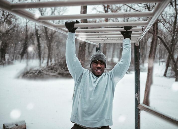 Darum rockt Outdoor-Training vor allem im Winter