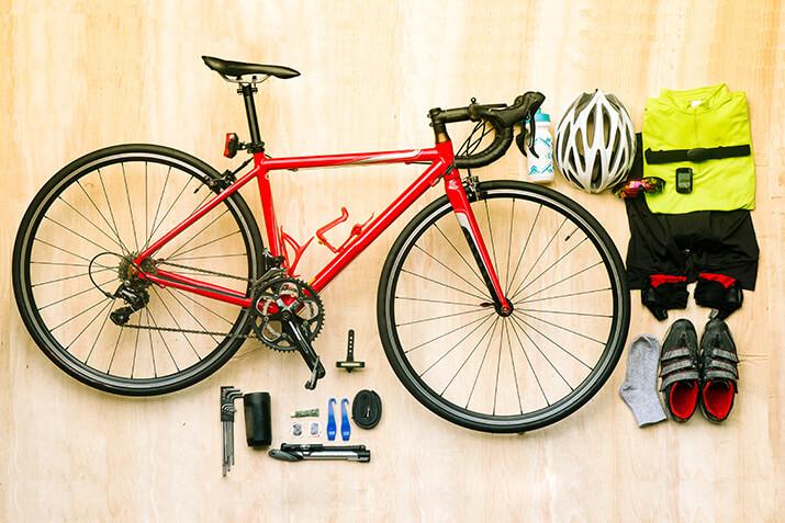 Das Rennrad: Material und Ausstattung