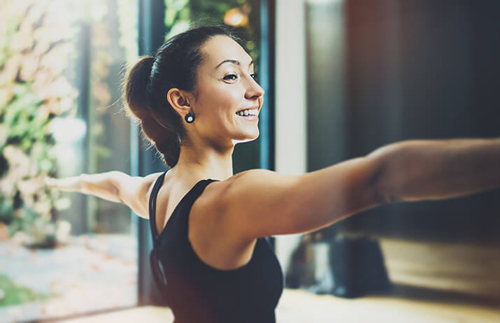 Vinyasa Yoga aktiviert deinen Körper