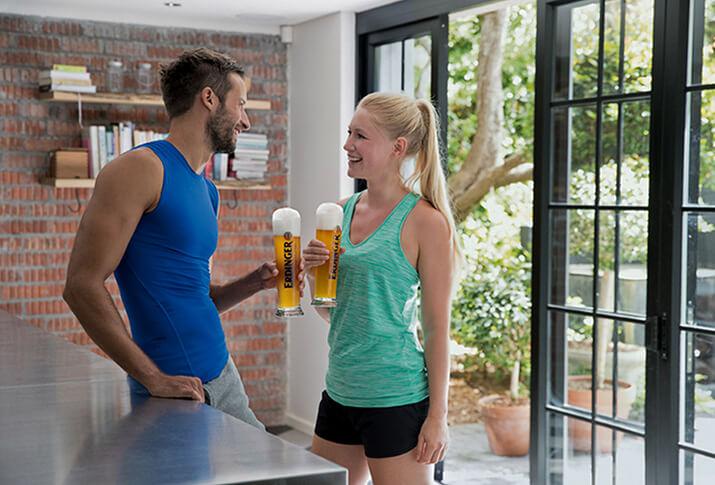 Alkoholfreies Bier und Intervallfasten – eine gute Kombination?