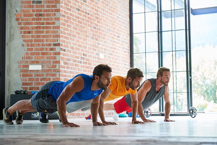 Top-3-Fitness-Tipps für Einsteiger