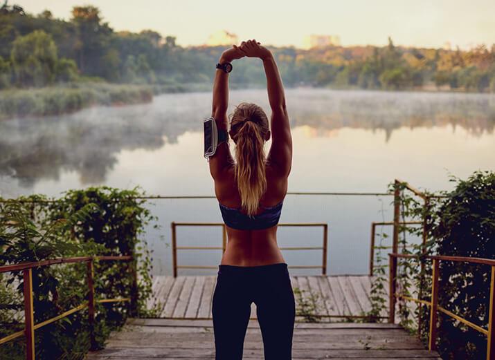 Ein Morning Run steckt voller Vorteile