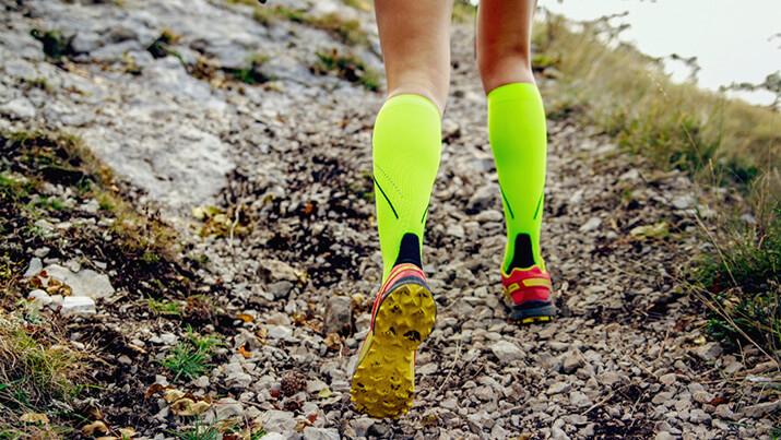 Für ein Training, das läuft: Perfekte Sportsocken