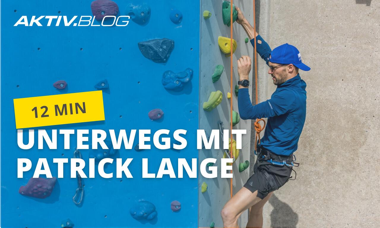 Home Story: Unterwegs mit Patrick Lange | Ein Tag auf dem SUP & beim Klettern | ERDINGER Alkoholfrei