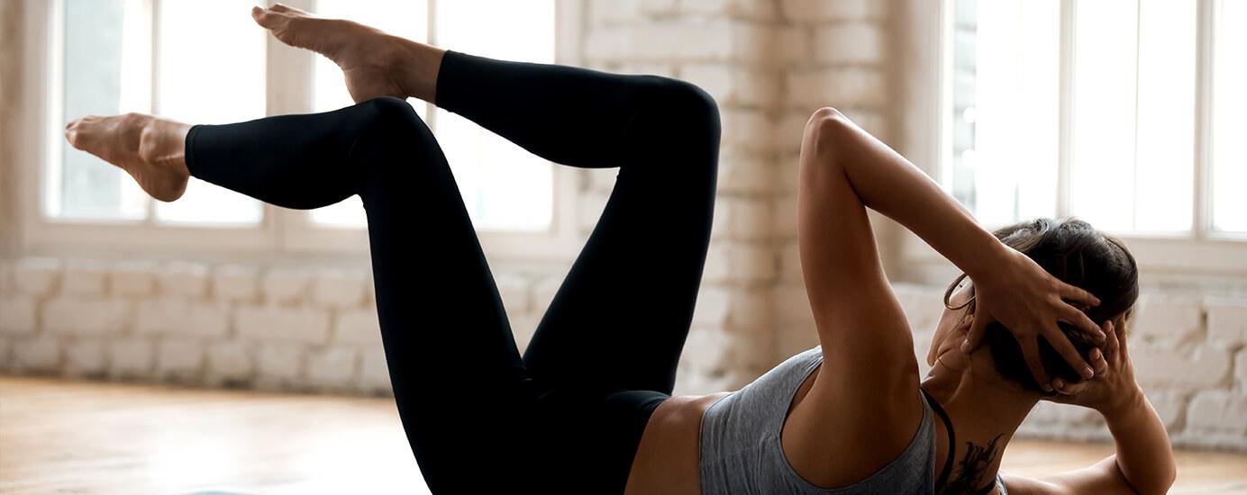 Bodyweight-Training Teil 2: Wer braucht eigentlich ein definiertes Sixpack? Diese 3 Bauchübungen und ein gutes Gefühl reichen!