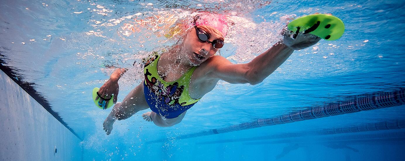 Schwimmtraining für mehr Ausdauer und saubere Technik