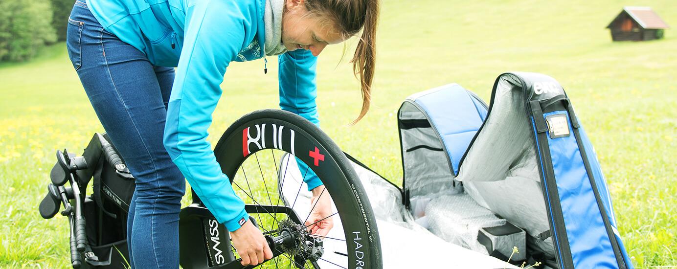 Fahrrad selbst reparieren? Easy!