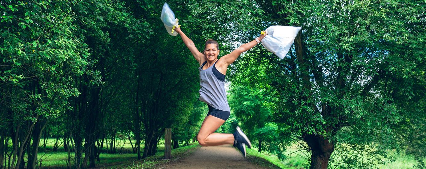 Nachhaltigkeit im Sport: Wie du deinem Körper und der Umwelt Gutes tust