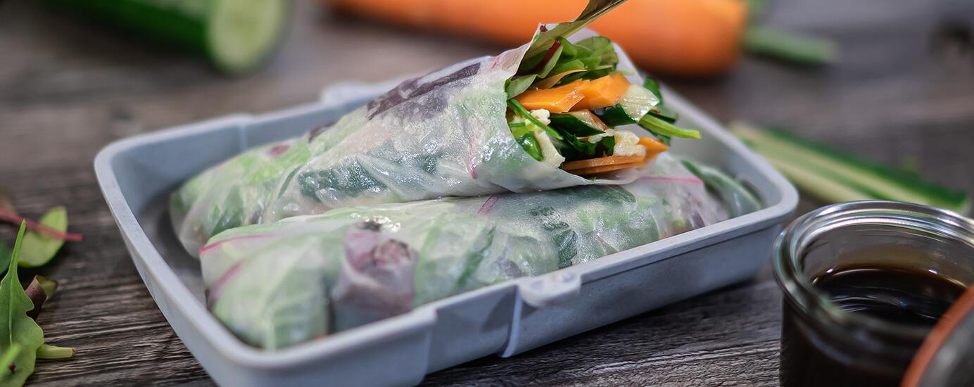 3 leckere Meal-Prep-Ideen für deine Mittagspause im heißen Sommer