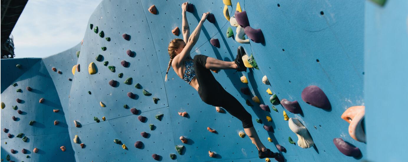 Klettertechnik verbessern mit diesen 3 Basics