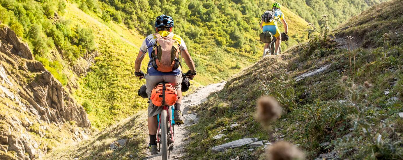 Urlaub mit dem Fahrrad: 6 Gründe für Fahrrad-Trekking