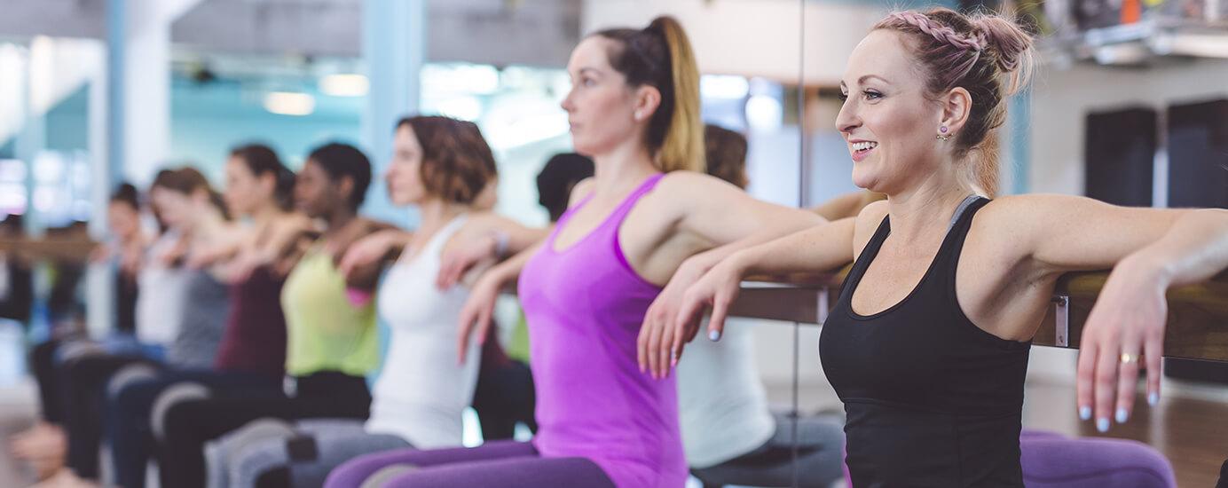 Barre Workout – wir sind alle Ballerinas!