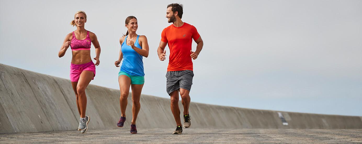 Deshalb ist Laufen gesund: 9 positive Effekte
