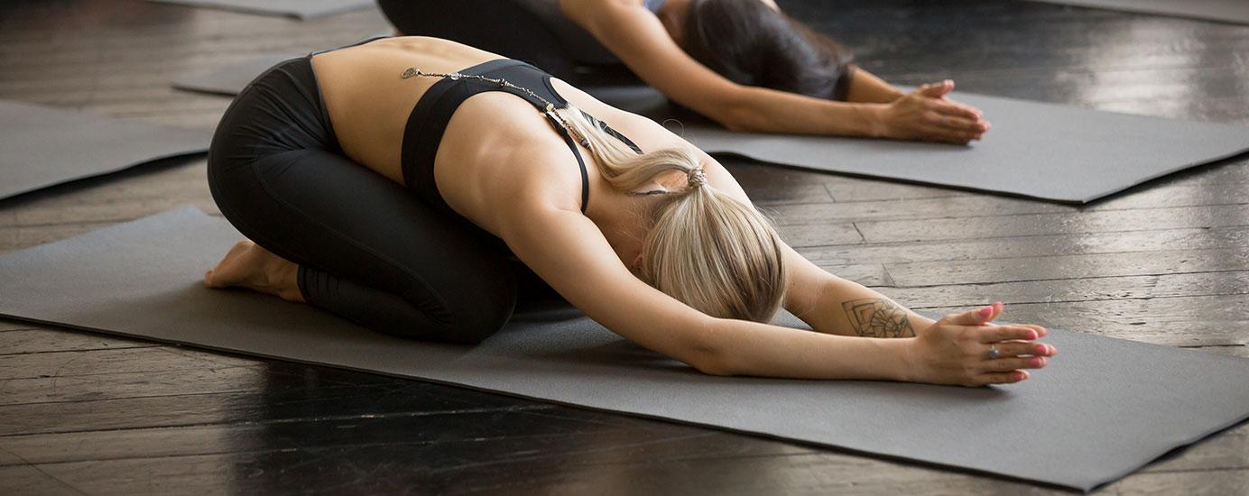 Faules Yoga