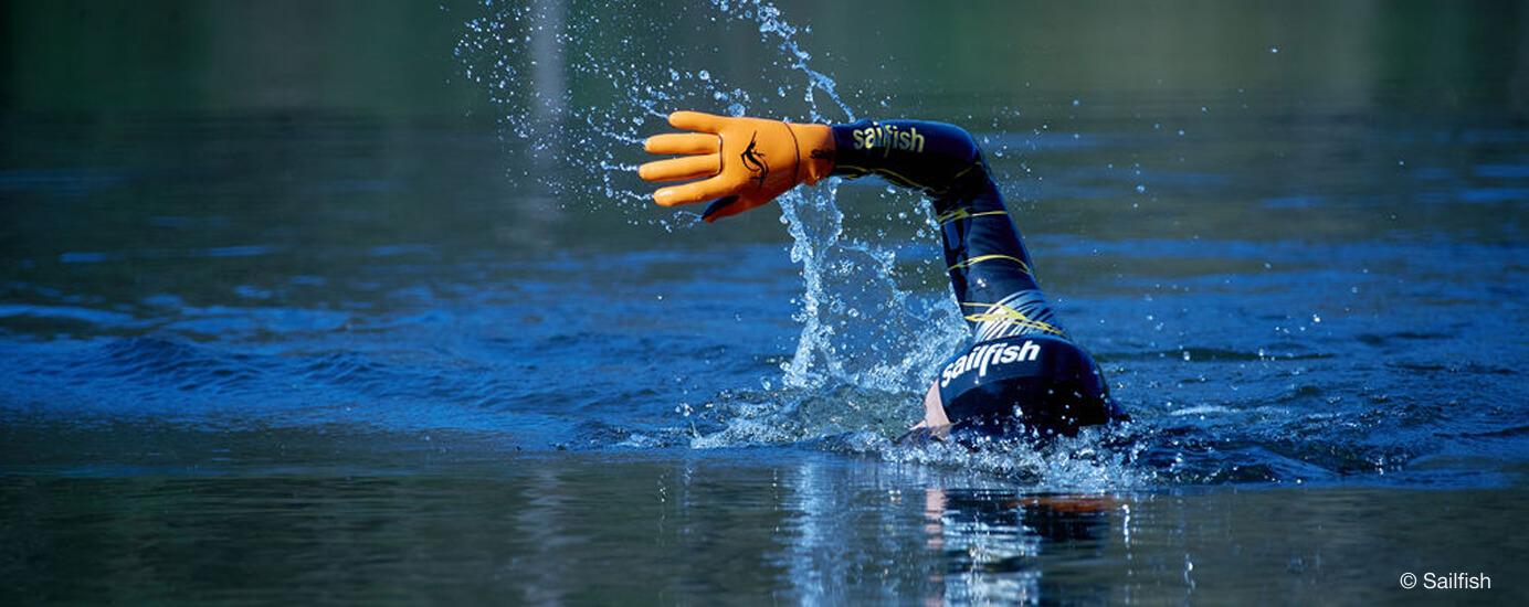 Freiwasserschwimmen – Training und Ausgleich in der Natur