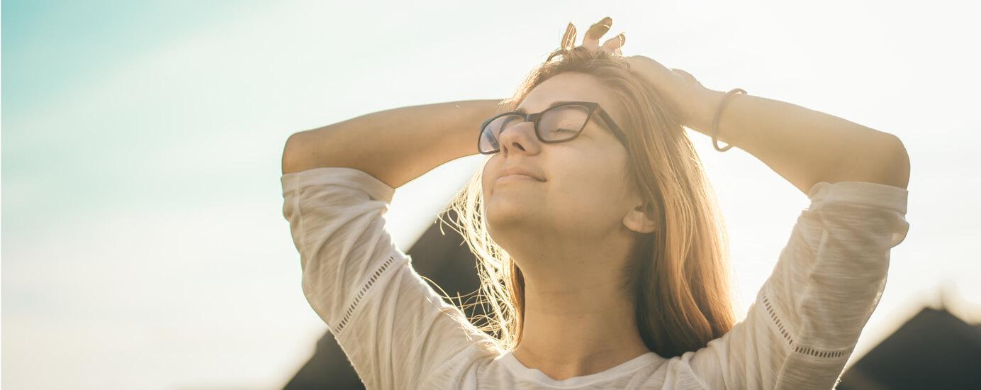 Stressbewältigung: Mit einem gesunden Lifestyle zu mehr Energie