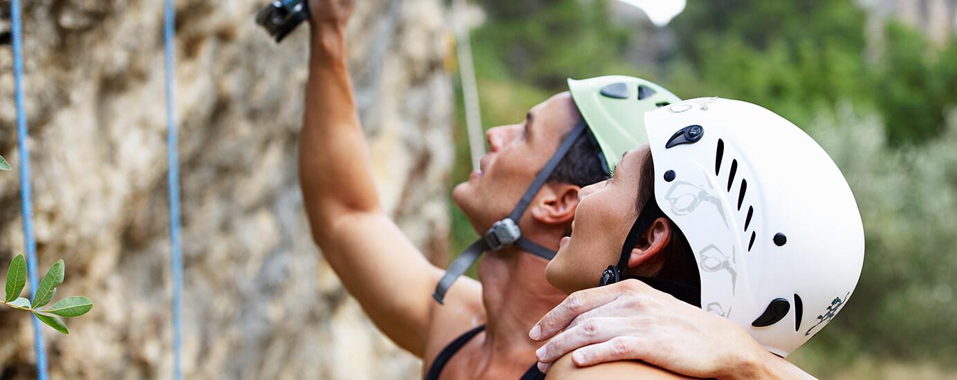 Klettertechnik: Die Basics für dein Outdoor-Abenteuer