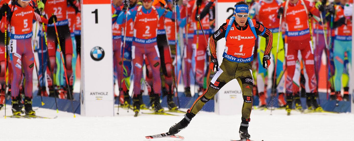 Die Biathlon-Disziplinen unter der Lupe