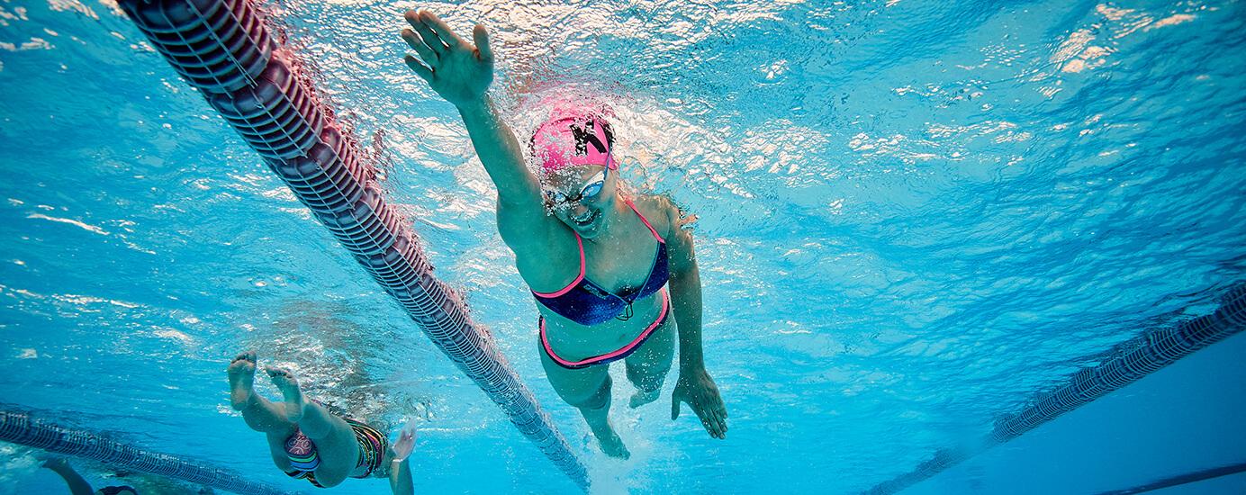 12 Gründe, warum wir im Alltag öfter schwimmen sollten