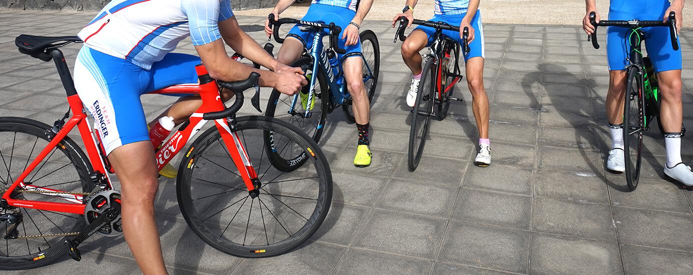 Rennrad für Einsteiger