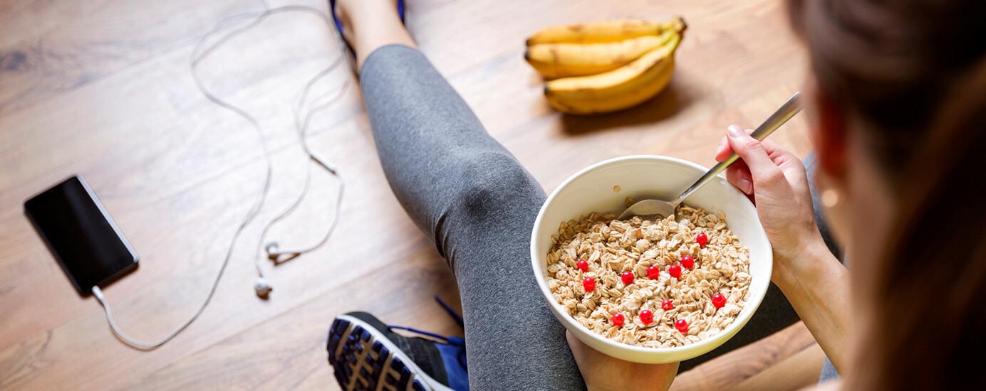Ernährung für Läufer – feel, eat, run, repeat!