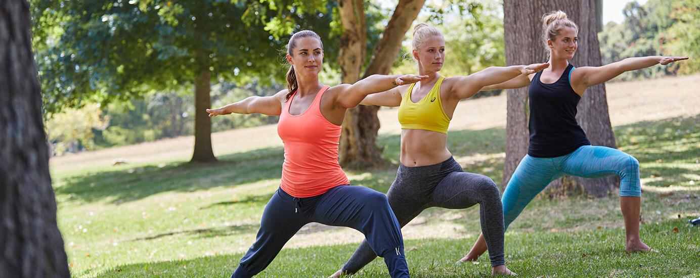 Sommer-Yoga mit Sinah Diepold