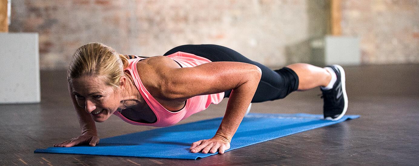 Bodyweight-Training Teil 5: Burpees – mit einer Übung den gesamten Körper fordern