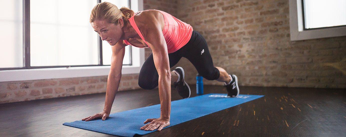 Bodyweight Training: 5 effektive Übungen mit dem eigenen Körpergewicht