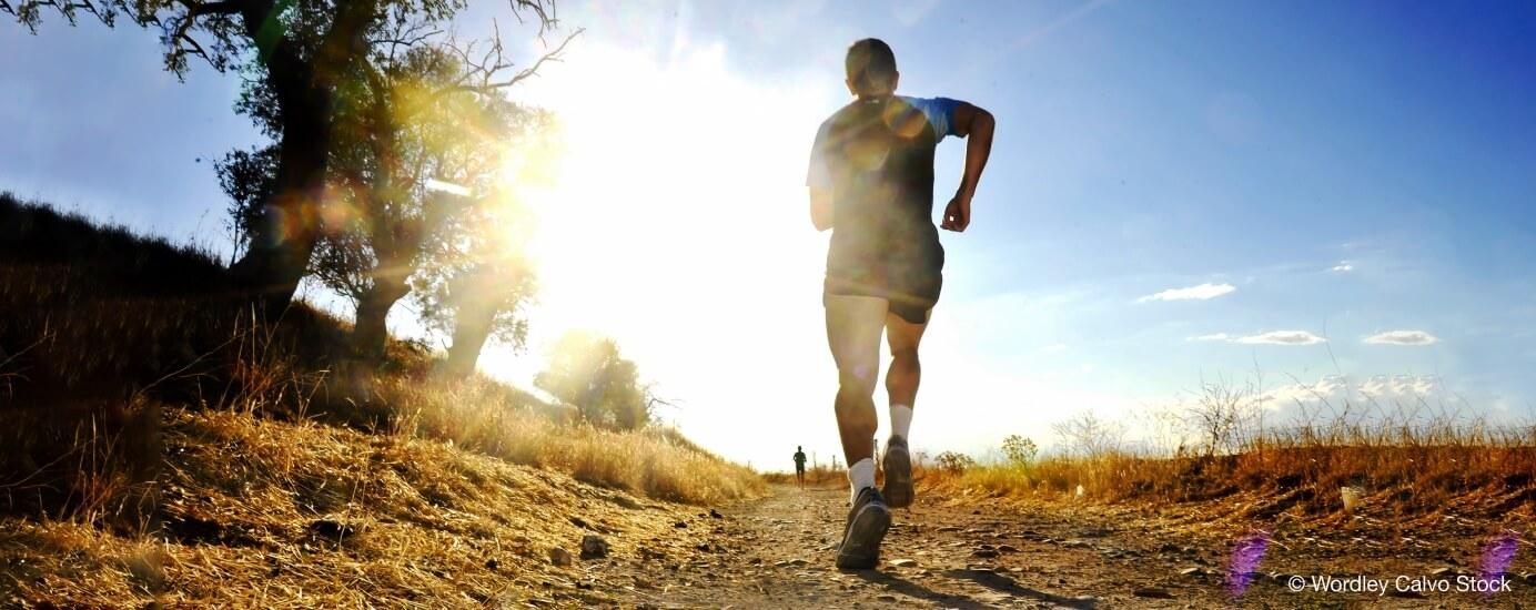 Die Haut beim Sport: So schützt du sie richtig