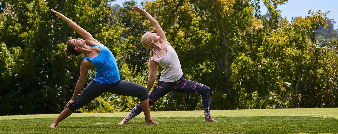 Faszien-Yoga: Sag Verspannungen adé!